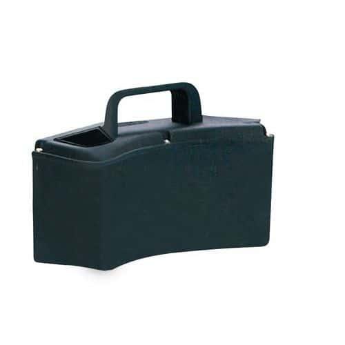 Carregador de bateria para porta-cargas motorizados capacidade 110 a 170 kg