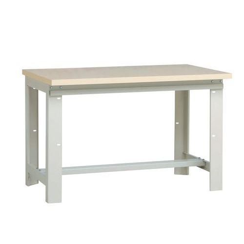 Bancada Atelier Optimum - Largura 130 cm - Estratificado