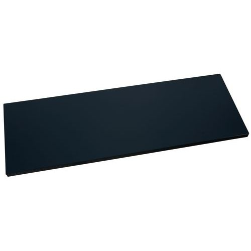Prateleira para armário com portas rebatíveis em kit - 100 cm