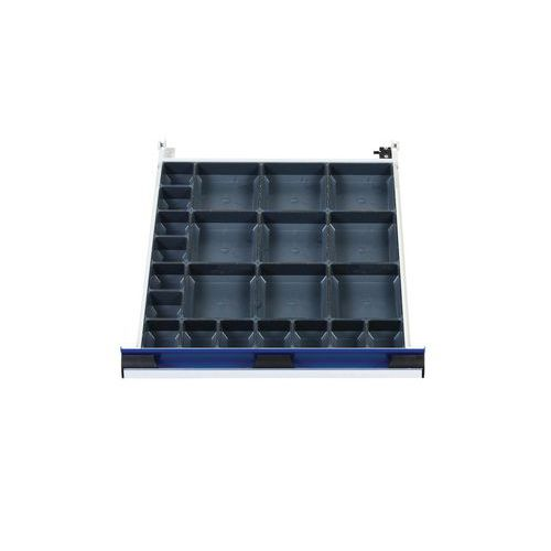 Compartimentos para armário com gavetas Bott SL-66 - Altura 8 cm