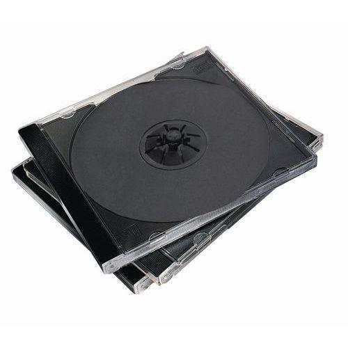 Caixa para CD/DVD padrão virgem – Fellowes
