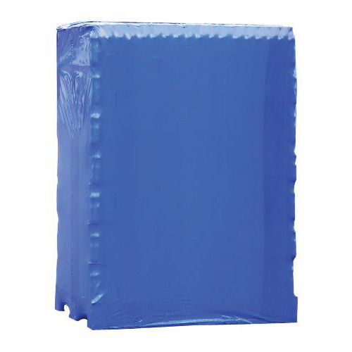 Cobertura elástica termorretrátil - Para palete 1000 x 1200 mm