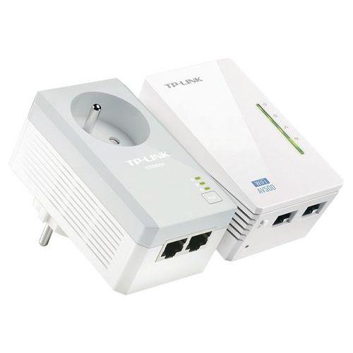 Kit inicial Extensor CPL AV500 WIFI N 300 - TP Link