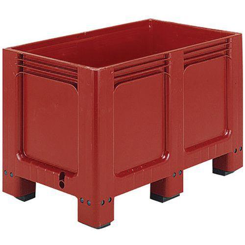 Caixa-palete Geobox® - Com pés
