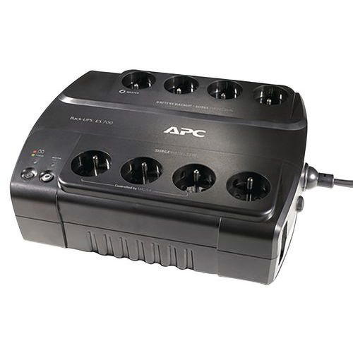 Inversores para-raios APC Back-UPS ES 8 tomadas 230 V, CEE 7/5
