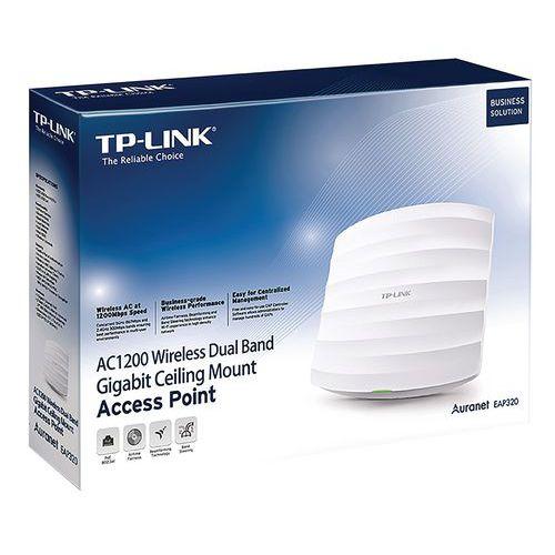 Ponto de acesso sem fios TP-Link C1200 PoE Dual Band Gigabit