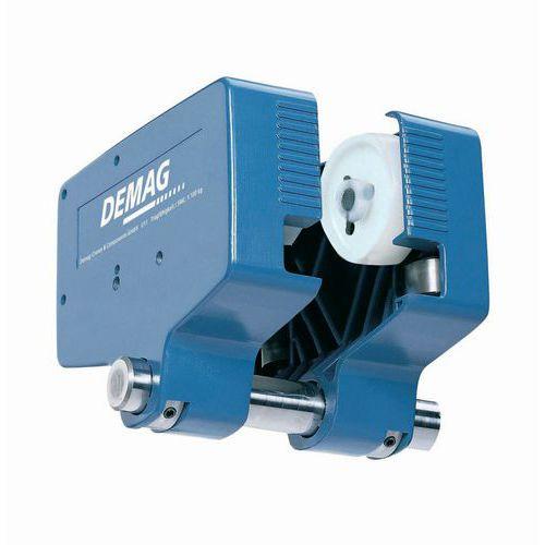 Diferencial elétrico DC-Com com carro manual - Capacidade de 1000 a 2000 kg - Largura de ferro de 82 a 200 mm