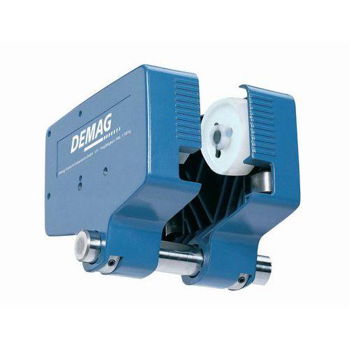 Diferencial elétrico DC-Com com carro manual - Capacidade de 1000 a 2000 kg - Largura de ferro de 201 a 310 mm
