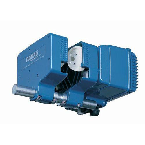 Diferencial elétrico DC-Com - Capacidade de 1000 a 2000 kg - Largura de ferro de 201 a 310 mm