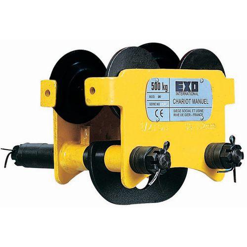 Limitador de carga para diferencial manual Exo
