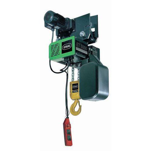 Diferencial elétrico com gancho – capacidade: 1000 a 5000 kg – Stahl CraneSystems