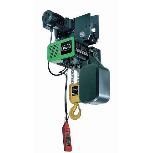 Diferencial elétrico com carro elétrico – capacidade: 1000 a 5000 kg – Stahl CraneSystems