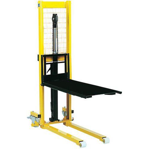 Plataforma amovível para empilhador - Capacidade 700 kg