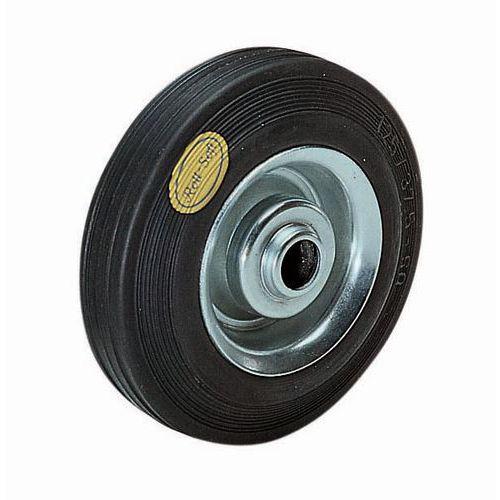 Roda - Capacidade 350 a 650 kg - Com rolamento de esferas