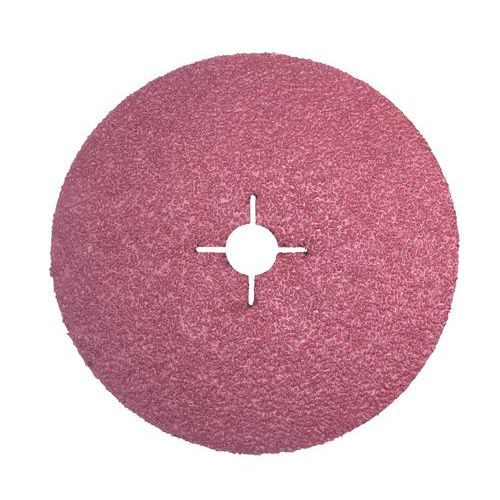 Disco de fibra Cubitron II 982C - especial aço