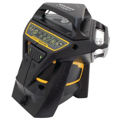 Nível laser multilinhas X3G-360° - Verde - Stanley