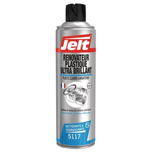 Produto de limpeza e restauro de plásticos ultrabrilhante, 5117 - 650 mL - Jelt