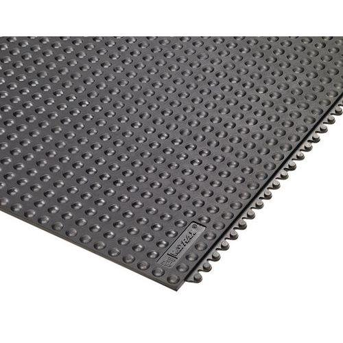 Placas antifadiga modulares com bolhas ergonómicas ESD e 13mm de espessura