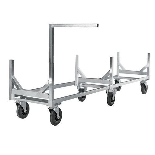Carro de movimentação – Capacidade: 800kg