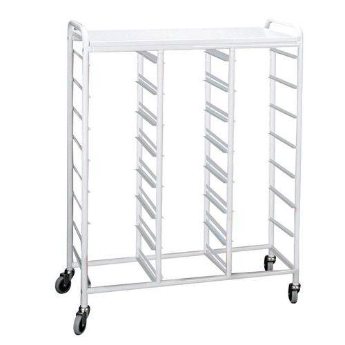 Carro de aço para caixas KM154 – Capacidade: 150kg