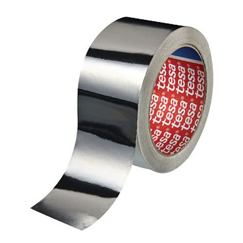 Fita adesiva de alumínio com protetor – 50m x 50mm – 50565 – tesa