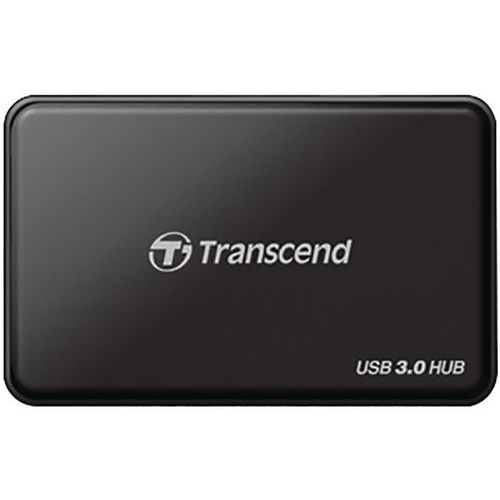Hub 4 portas USB 3.0 - Transcend