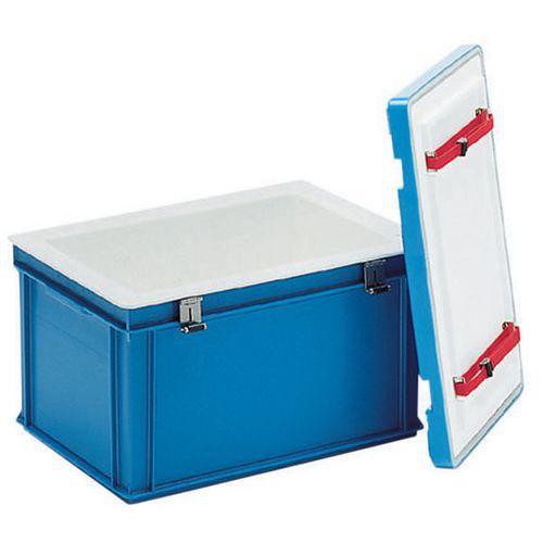 Caixa isotérmica Freezing-Box – 600mm de comprimento – 48L – Utz