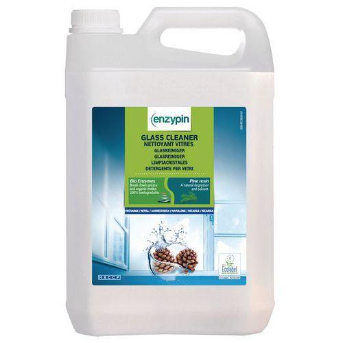 Detergente enzimático para superfícies vidradas