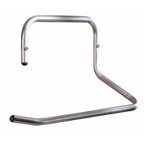 Gancho de suporte para rolo de papel - largura máxima: 30cm