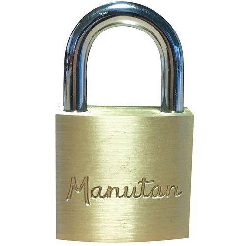 Cadeado com chave - Manutan