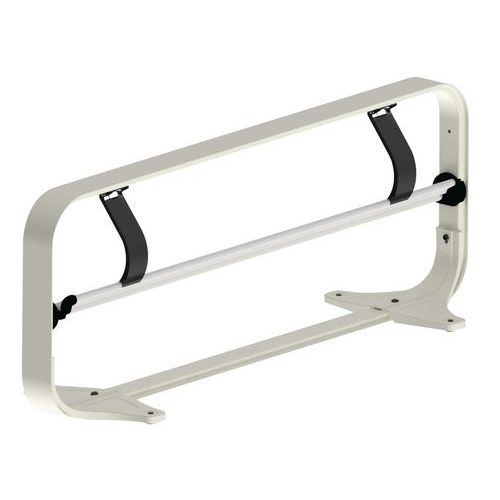 Desenrolador-cortador horizontal de mesa - Rolo Ø 220 máx. - Especial papel de embrulho