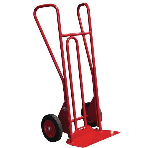 Porta-cargas com pegas grandes - Capacidade 250 kg