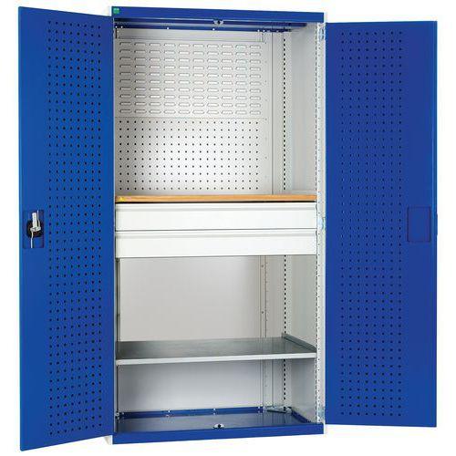 Armário pesado mini oficina Cubio