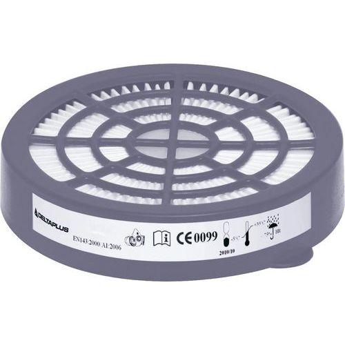 P3 pre-filtro particulado para meia-máscara serie m6000 jupiter