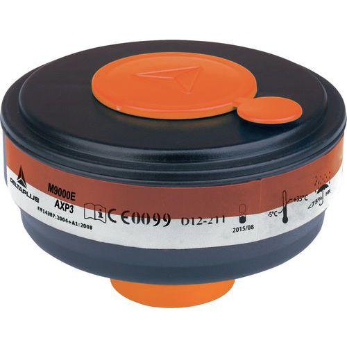 Caixa de 4 filtros a gás axp3