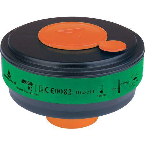 Caixa de 4 filtros a gás k2