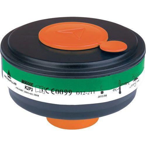 Caixa de 4 filtros a gás k2p3