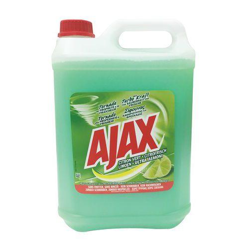 Produto de limpeza universal Ajax pisos