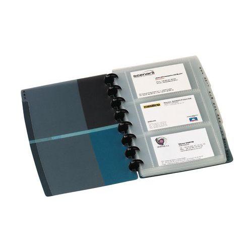 Saqueta de 10bolsas perfuradas para cartões de visita Proline