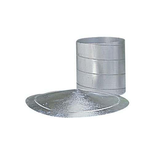 Chapéu para condutas de ventilação rígidas – Ø 160 a 315mm