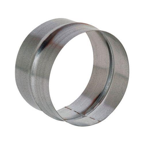 União macho para mangas de ventilação rígidas - Ø 80 a 125 mm