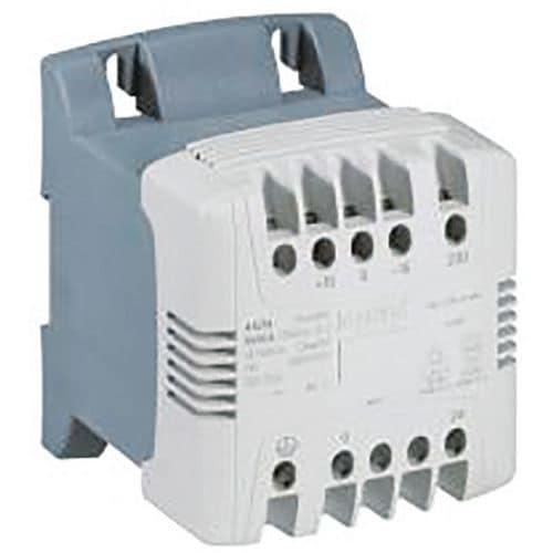 Transformador de comando e de sinalização 230/24 V 100 VA