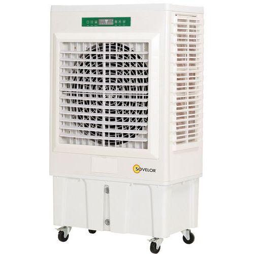 Refrigerador evaporador móvel