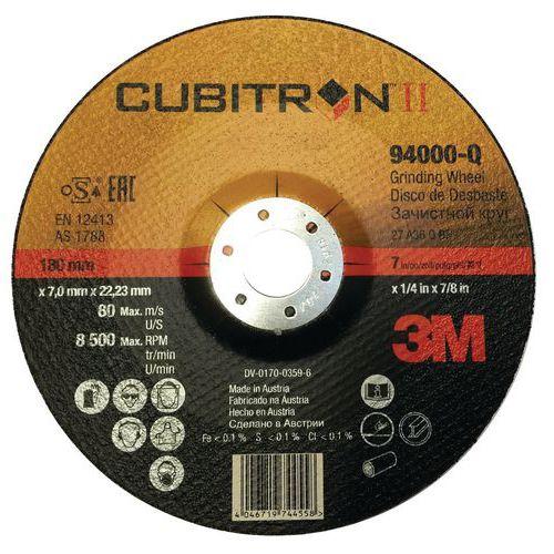 Disco de rebarbagem Cubitron II