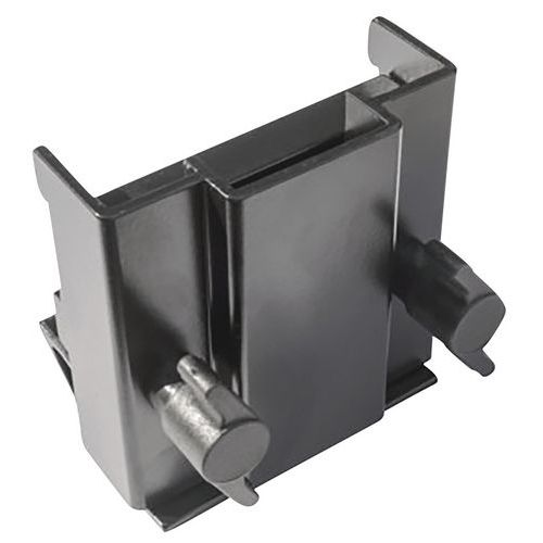 Peça de união - Fixa balaustrada de segurança para pódio Spider