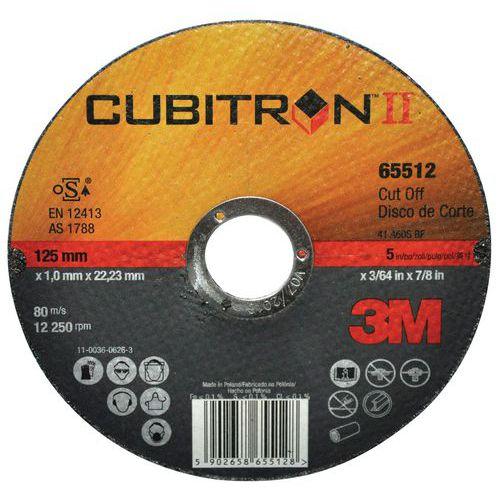 Disco de corte Cubitron II - T41