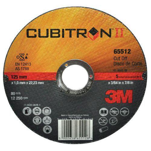 Disco de corte Cubitron II - T42
