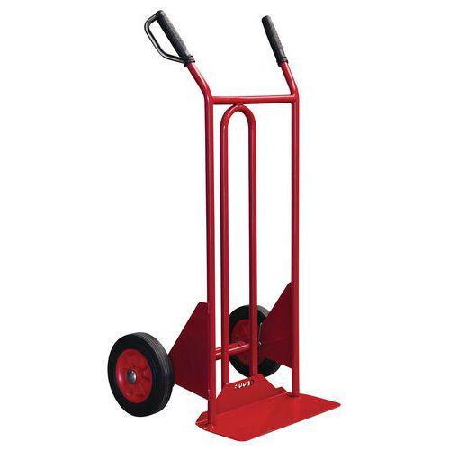 Porta-cargas ergonómico com basculamento assistido - Capacidade de carga de 250kg
