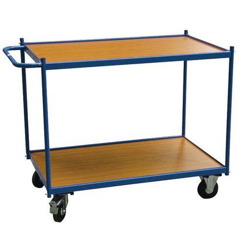 Carro de oficina – barra horizontal – capacidade de 250kg