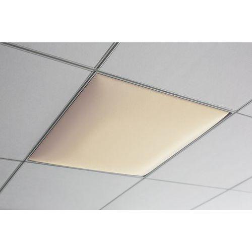 Placa de teto acústica – estrutura de 24mm